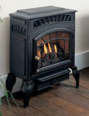 Burley Esteem 4221 Coal Flueless Gas Stove