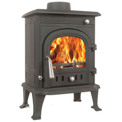 Alpine Antelao Multifuel Wood Burning Stove