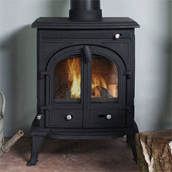 Alpine Bernese Multifuel Wood Burning Stove