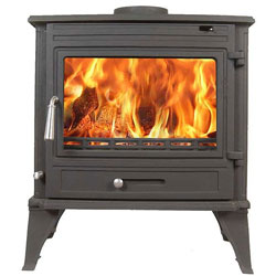 Alpine Olympus Multifuel Wood Burning Stove
