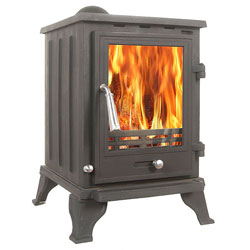 Alpine Rosa Multifuel Wood Burning Stove