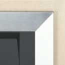 Apex Brushed Stainless Steel Trim