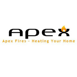 Apex Fires Cirrus X2 HE Hole in the Wall Gas Fire Trim Only