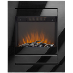 Apex Fires Lux Glass Wall Mounted Electric Fire