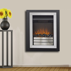 Apex Fires Lux Polar Portrait Electric Fire