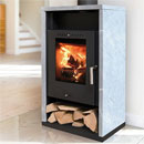 Asgard 7 SK Wood Burning Stove