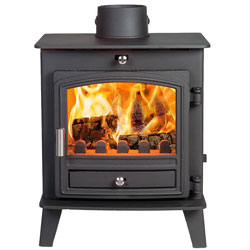 Avalon Stoves 5 Compact Multi Fuel Wood Burning Stove