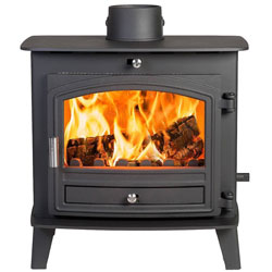 Avalon Stoves 5 Slimline Wood Burning Stove