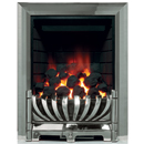 Bemodern Avantgarde Gas Fire Chrome