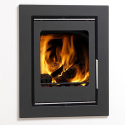 Beltane Holford 4 Sided Inset Multifuel Wood Stove