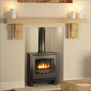 Bemodern Briella Solid Oak Fireplace Beam