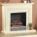 Bemodern Carina Electric Fireplace Suite