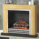Bemodern Devonshire Electric Fireplace Suite