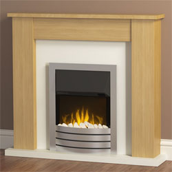 Bemodern Dewsbury Electric Fireplace Suite