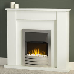 Bemodern Kendall Electric Fireplace Suite