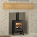 Bemodern Mayley Solid Oak Fireplace Beam