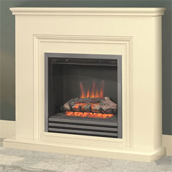 Bemodern Stanton Electric Fireplace Suite