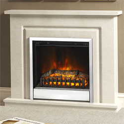 Bemodern Temperley Plus Electric Fireplace Suite
