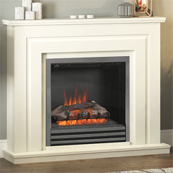 Bemodern Whitham Electric Fireplace Suite