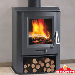 Bronpi Avila Wood Burning Stove