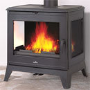 Bronpi Bury 4.6Kw Multifuel Wood Burning Stove