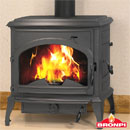 Bronpi Etna Multifuel Wood Burning Stove