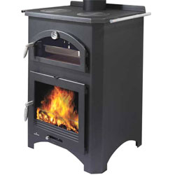 Bronpi Monza Wood Burning Stove