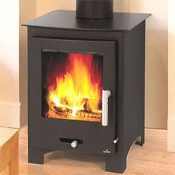 Bronpi Oxford Multifuel Wood Burning Stove