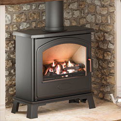 Broseley Hereford 7 Cast Iron Gas Stove