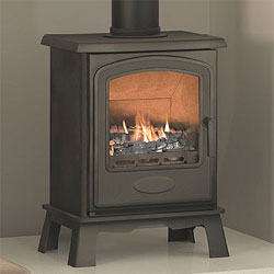 Broseley Hereford LPG Cast Iron Gas Stove