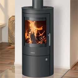 Broseley Justus Mino Top Wood Burning Stove