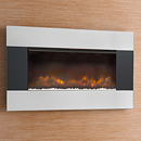 Burley Ashwell 570-R LED Electric Fire