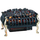 Burley Cottesmore 223 Electric Basket Fire