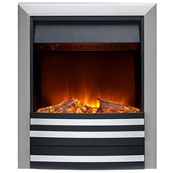 burley overton 175r ss electric fire lowest price in the uk. Black Bedroom Furniture Sets. Home Design Ideas