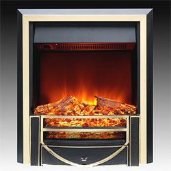 Burley Ryhall 162R-BR Electric Fire