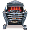 Burley Stamford 227 Electric Basket Fire