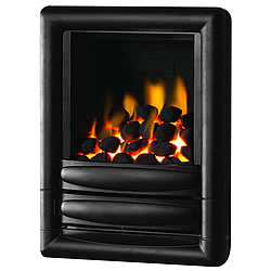 Pureglow Carmen Slimline Hole in the Wall Gas Fire