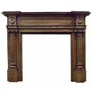 Carron Ashleigh 65 Solid Oak Surround
