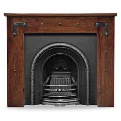 Carron Ce Lux Cast Iron Insert