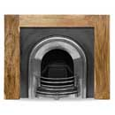 Carron Celtic Arch Cast Iron Insert