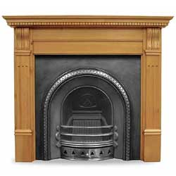 Carron Corbel 55 Solid Pine Surround