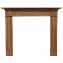 Carron Derry 52 Solid Oak Surround