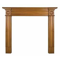 Carron Derry 52 Solid Pine Surround