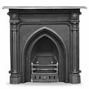 Carron Gothic Cast Iron Combination