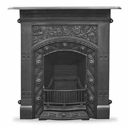 Carron Jekyll Cast Iron Combination
