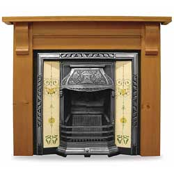 Carron Laurel Cast Iron Insert