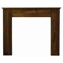 Carron New England 54 Fruitwood Surround