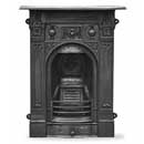 Carron Victorian Small Black