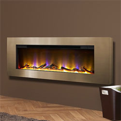 Celsi Electriflame VR Basilica Hole in Wall Electric Fire