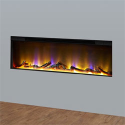 Celsi Electriflame VR Commodus Trimless Hole in Wall Electric Fire